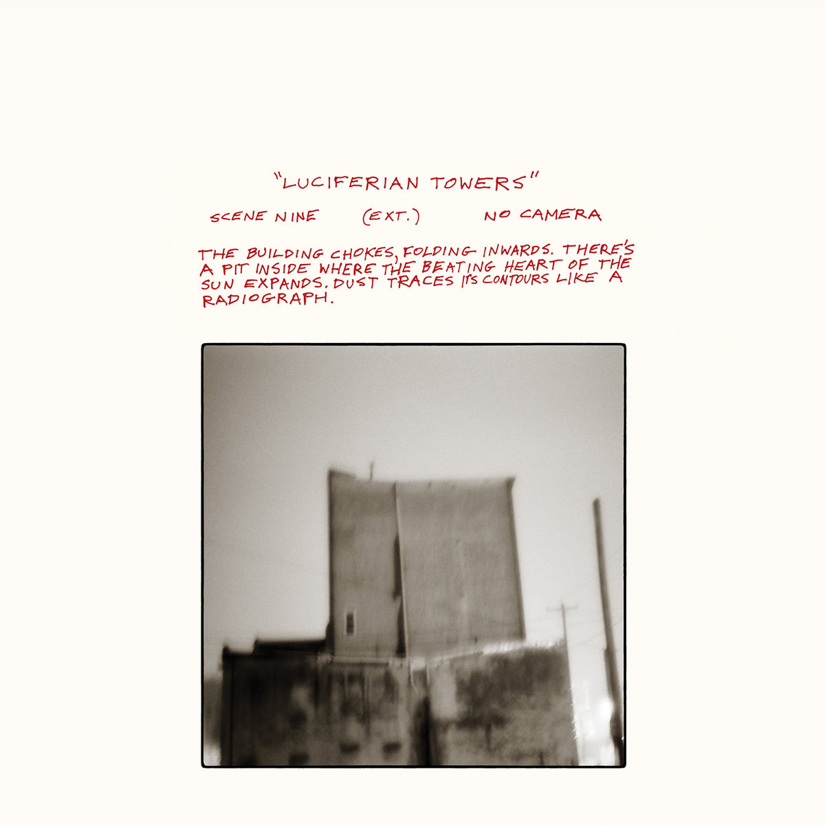 Godspeed You ! Black Emperor - Luciferian Towers