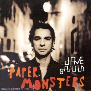 Dave Gahan : Paper Monsters