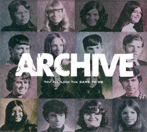 Archive : You All Look The Same To Me