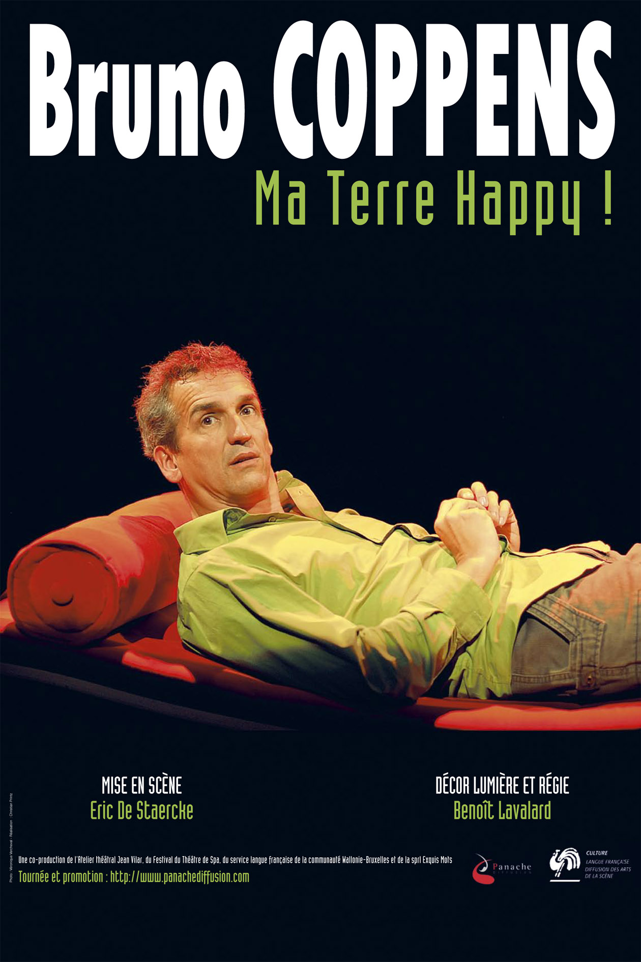 Bruno Coppens - Ma terre happy