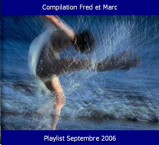 Playlist Septembre 2006